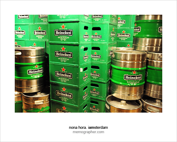 The Heineken Experience, Amsterdam, Netherlands