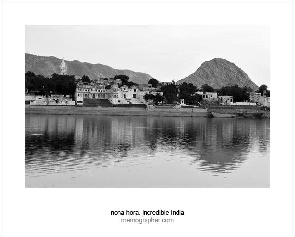 Pushkar Lake. Pushkar, Rajasthan, India