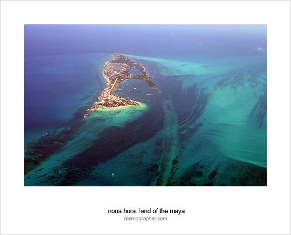 Cozumel Island. Mexico