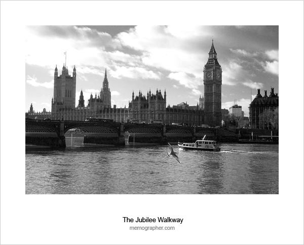 Thames River. Westminster Bridge, London, England