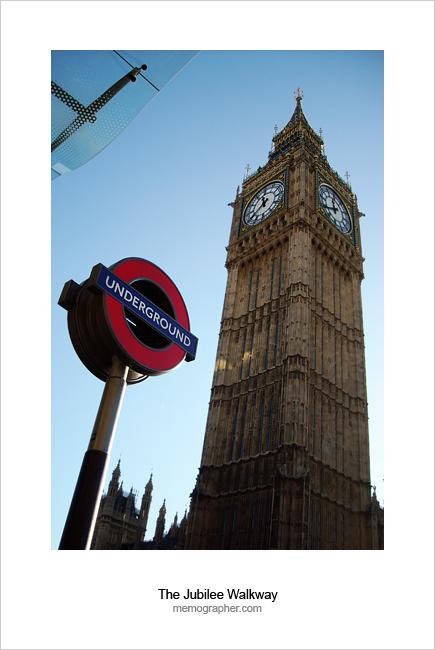 Westminster Tube Station. London Underground