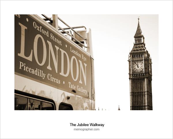 London Sightseeing Bus. London, England