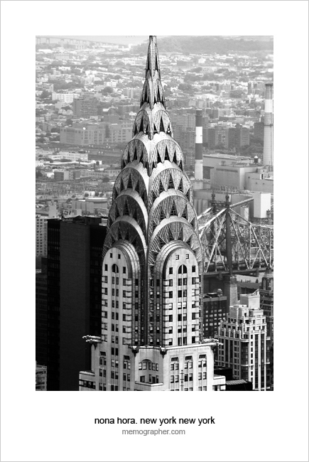 Chrysler Building. Manhattan, New York City