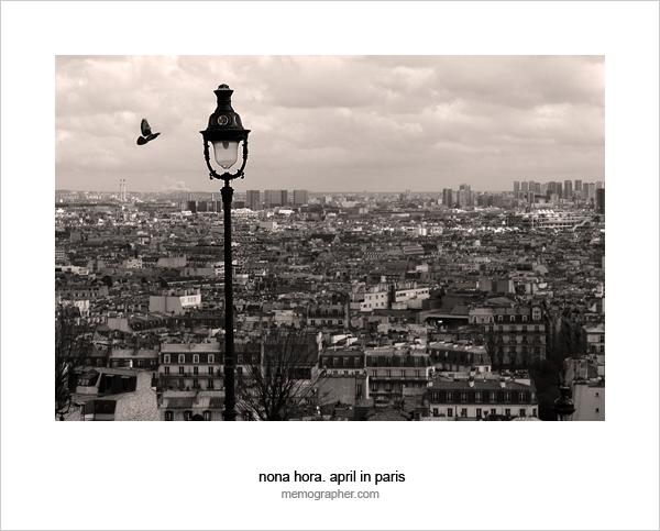 The Light Pole. Paris, France