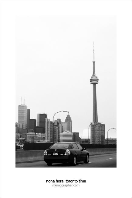 CN Tower. Toronto, Canada