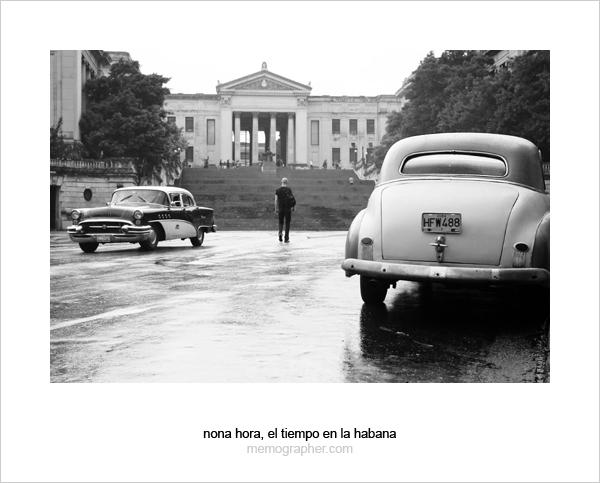 Student. Havana, Cuba