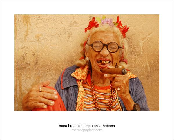 Cuban Woman. Havana, Cuba