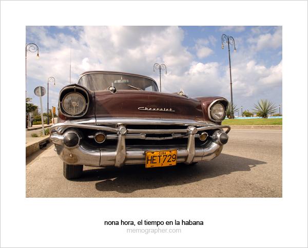 Chevrolet. Havana, Cuba