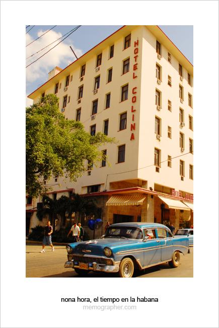 Hotel Colina. Havana, Cuba