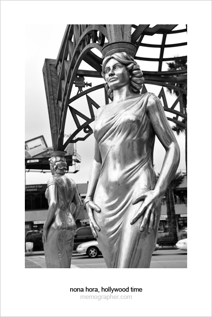 Heart of Hollywood Statue