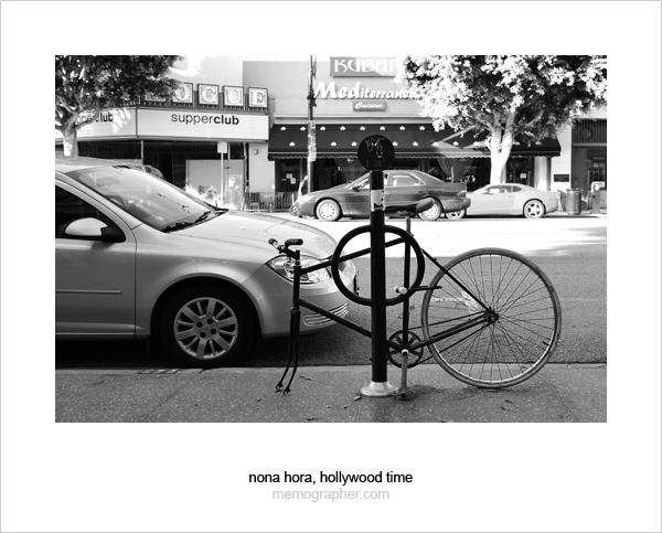 Hollywood Blvd., California