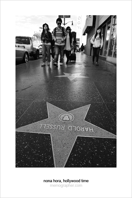 Harold Russell Star. Hollywood Walk of Fame
