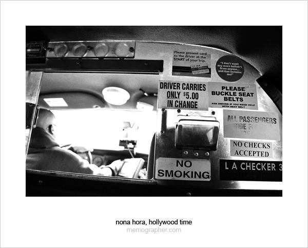 Taxi to Santa Monica