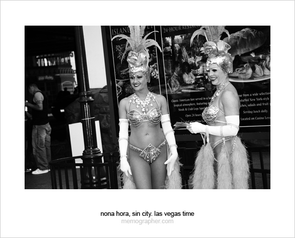 Showgirls. Las Vegas, Nevada