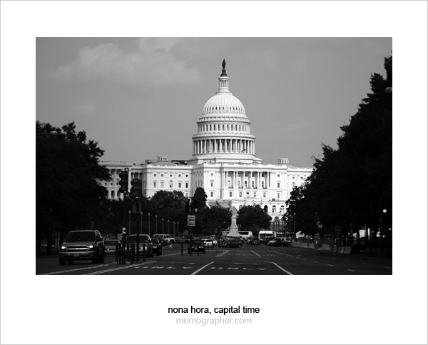 The Capitol. Washington, D.C.