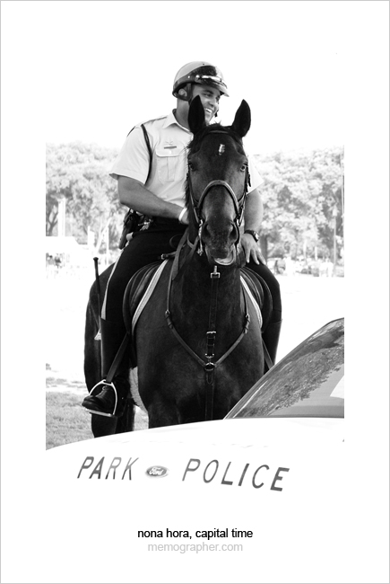 Park Police. Washington, D.C.