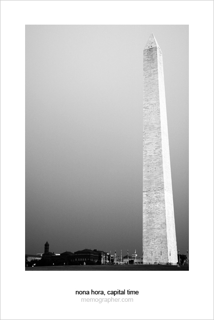 Washington Monument. Washington, D.C.