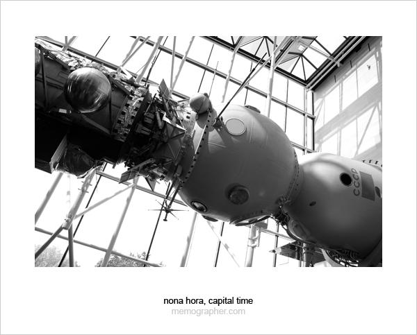 Soyuz - Apollo. The first joint US-Soviet space flight