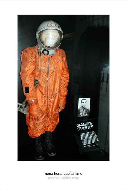 Yuri Gagarin's Space Suit