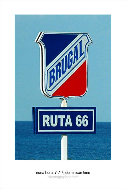 Route 66. Dominican Republic