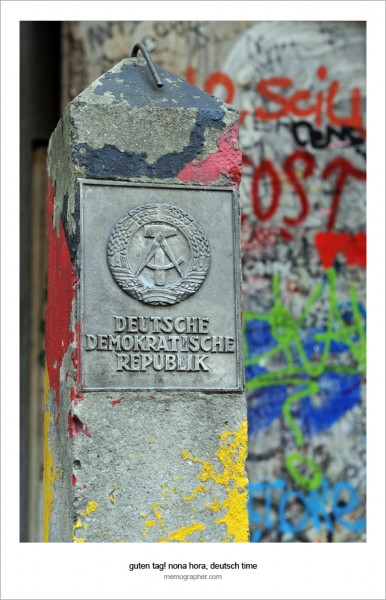 Checkpoint Charlie. Berlin, Germany