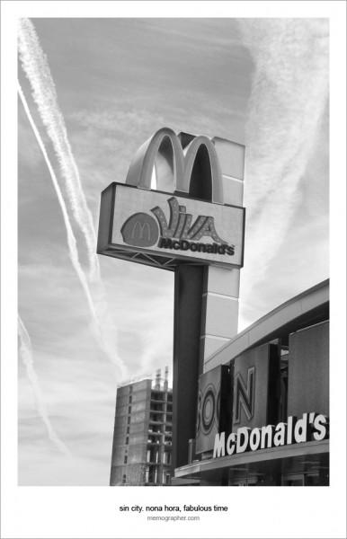 Viva McDonald's! Las Vegas, Nevada