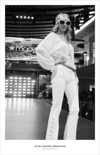 Macy's Fashion Show. Las Vegas, Nevada