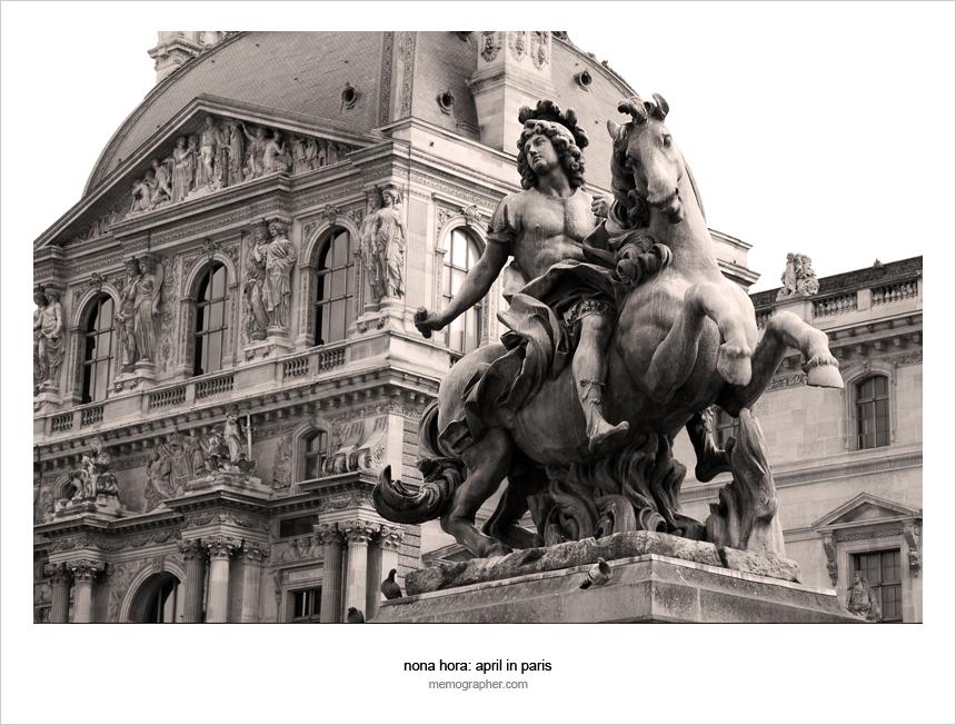 Oh, Paris! My beloved Paris!