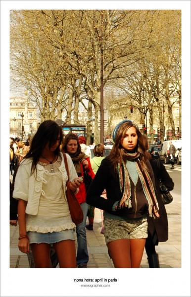 The Faces of Paris