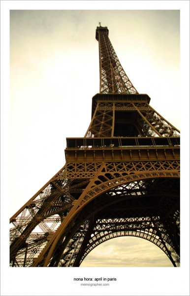 Oh, Paris! My beloved Paris!