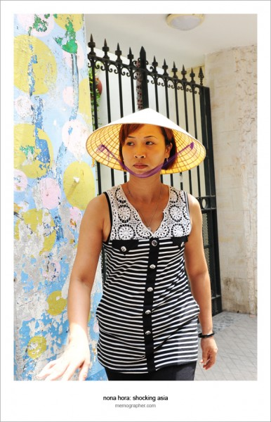 A Story of Vietnamese Leaf Hat