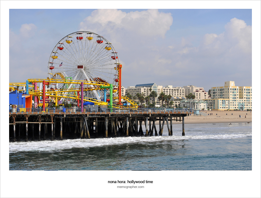 Santa Monica Pier: Route 66's Western Point
