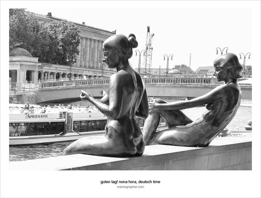 Meeting Nefertiti. Berlin, Germany