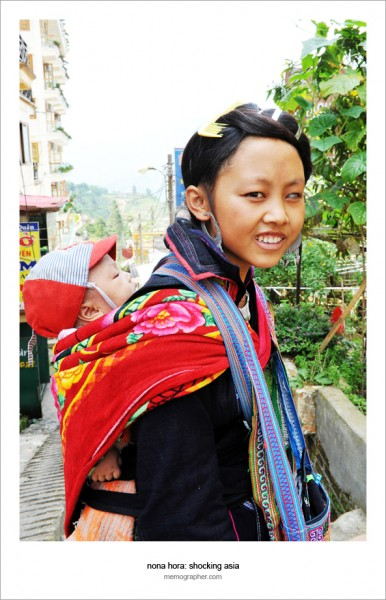 Sa Pa Viet Nam and its tribes
