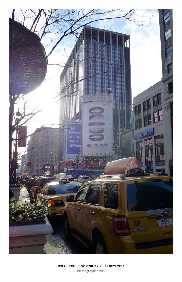 MEMOGRAPHER | Travel Photo Journal » New Year's Eve in New York