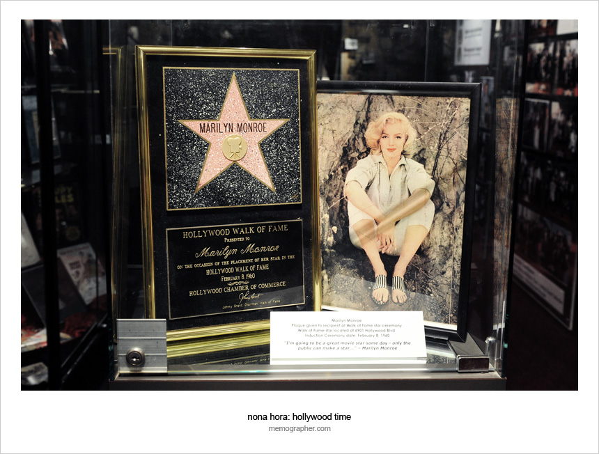 Marilyn Monroe's Hollywood