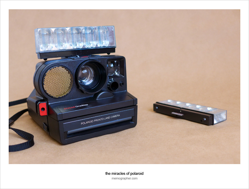 My Polaroid Pronto! Sonar OneStep (1978)