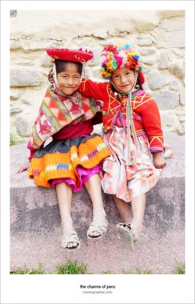 Street Portraits of Peru: Le puedo tomar una foto?
