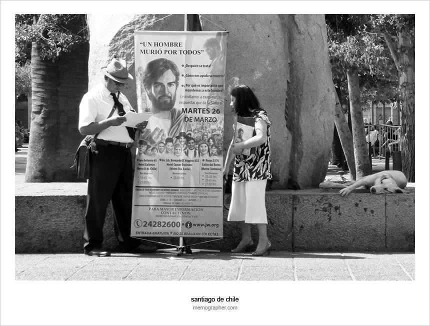 Santiagueños - Santiago PeopleSantiagueños - Santiago People