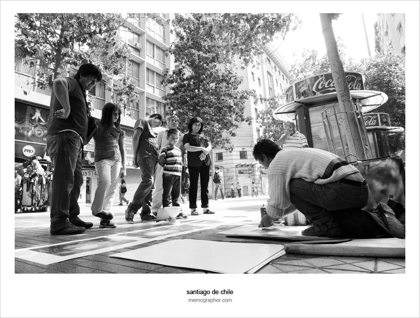 Santiago, Chile: Street Photographer's Paradise