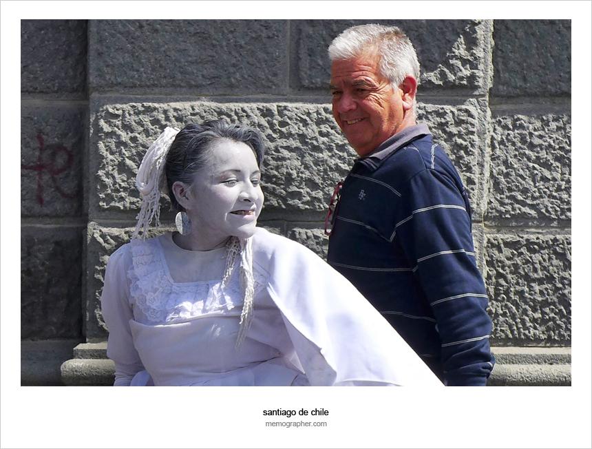 Santiaguenos - Santiago People