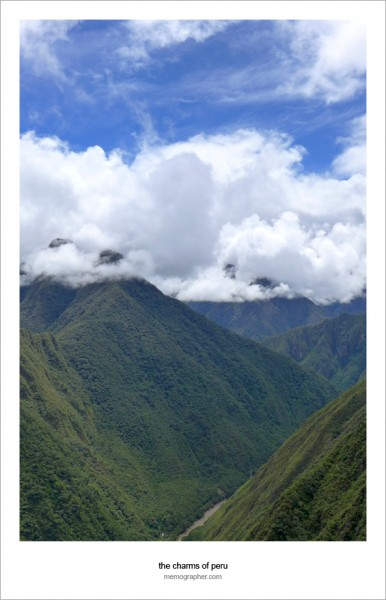 Inca Trail Photo Chronicles
