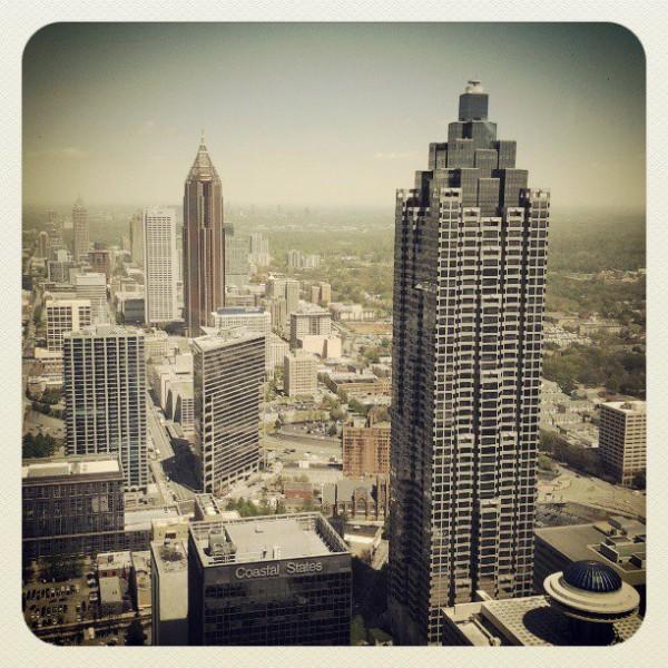 SunTrust Plaza. Atlanta, Georgia