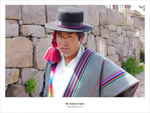 Portraits of Peru: A Continued Story