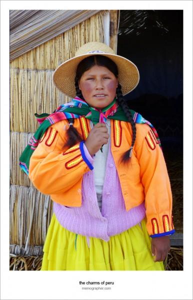Colorful Peru: Puno and Lake Titicaca