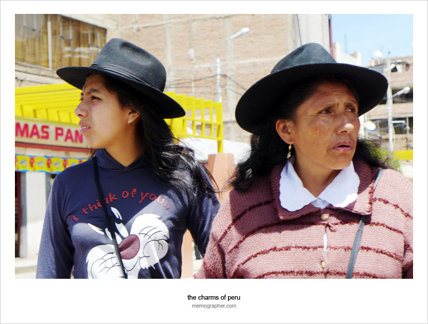 Street Portraits of Peru: A Continued Story