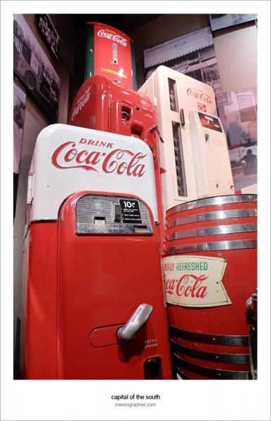 The World of Coca-Cola. Atlanta, Georgia