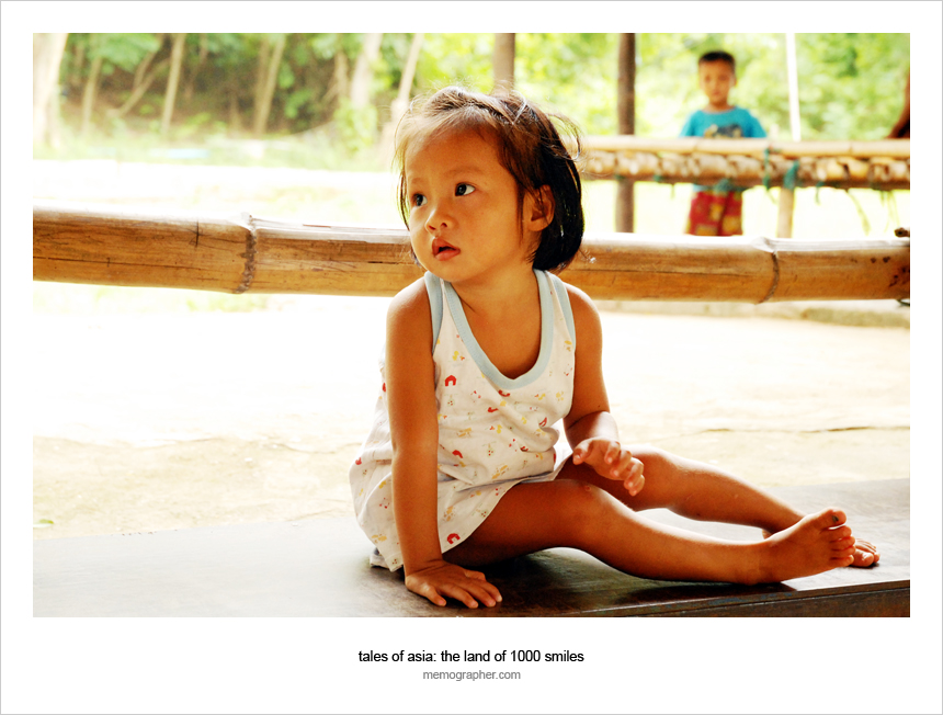 A Thai Toddler