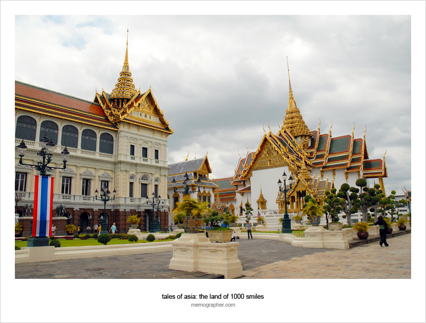 The Thai Royal Official Residence