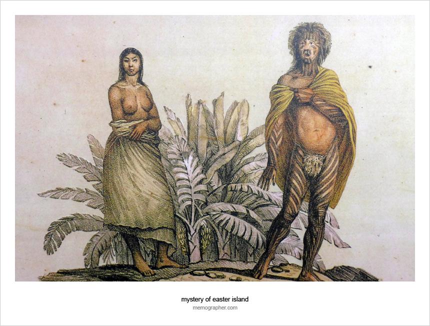 Photo Trilogy: Rapa Nui - The Museum